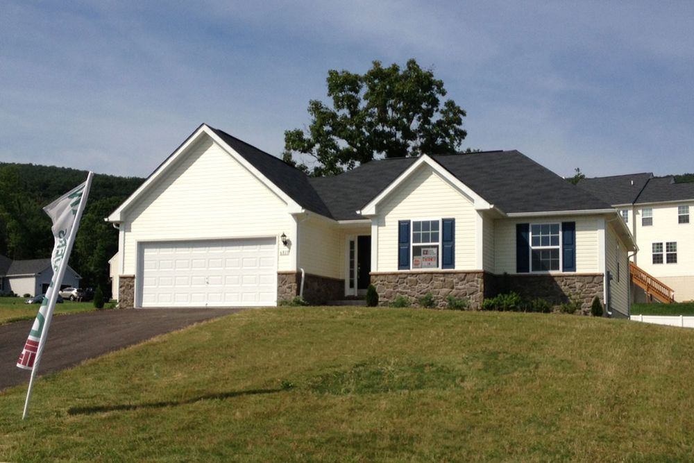 Nottingham meadows in greencastle pa by dan ryan builders Home builders central pa
