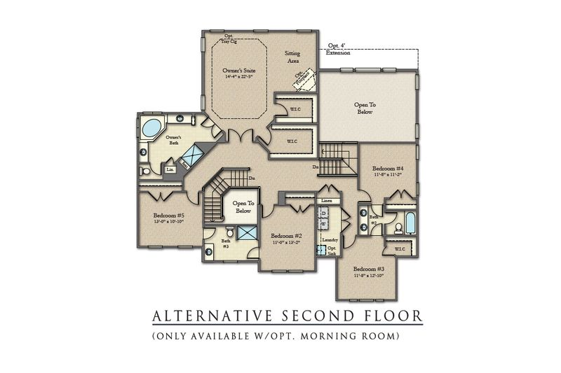 Optional Second Floor