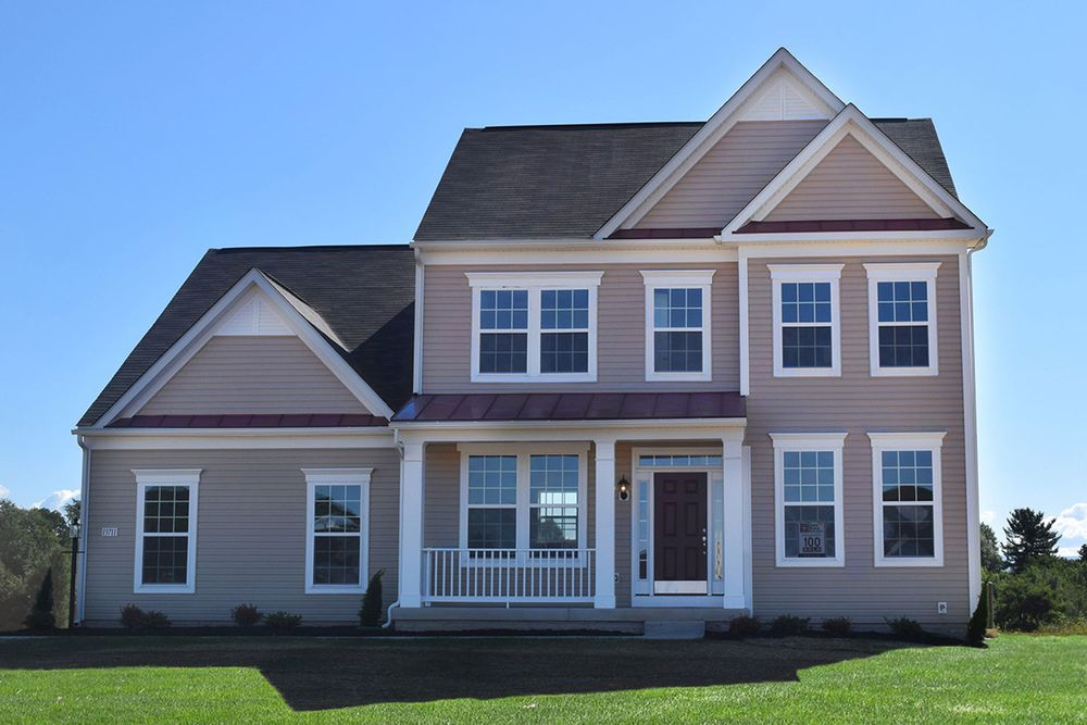 Saddle Ridge Estates In Chambersburg Pa By Dan Ryan Builders
