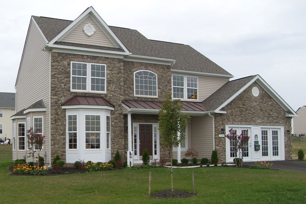 Saddle Ridge Estates In Chambersburg Pa By Dan Ryan Builders: home builders central pa