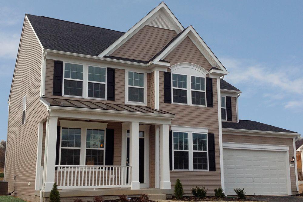 Morning Dove Estates In Bunker Hill Wv By Dan Ryan Builders
