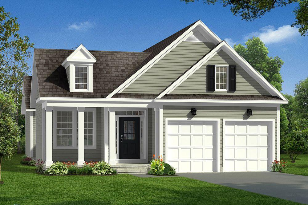 Hogan Ii Home Plan By Dan Ryan Builders In Cedar Meadows