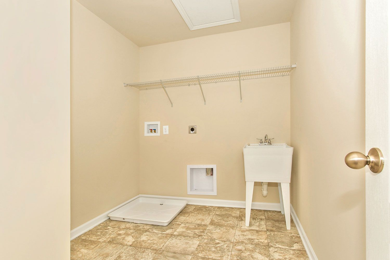 Living Area featured in the Castlerock II By Dan Ryan Builders in Hagerstown, MD