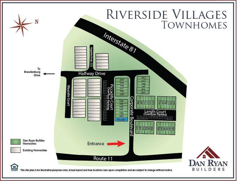 Riverside Villages