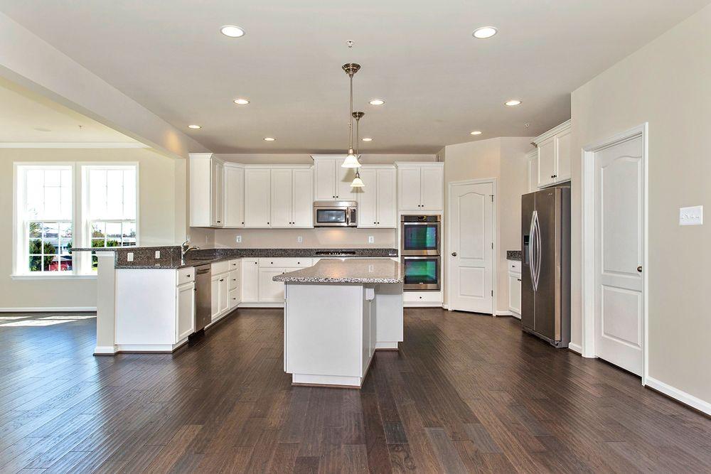 Castlerock Ii Home Plan By Dan Ryan Builders In Springdale