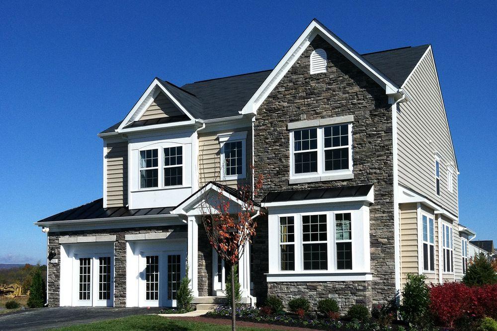 Beechtree in upper marlboro md by dan ryan builders for Maryland home builders