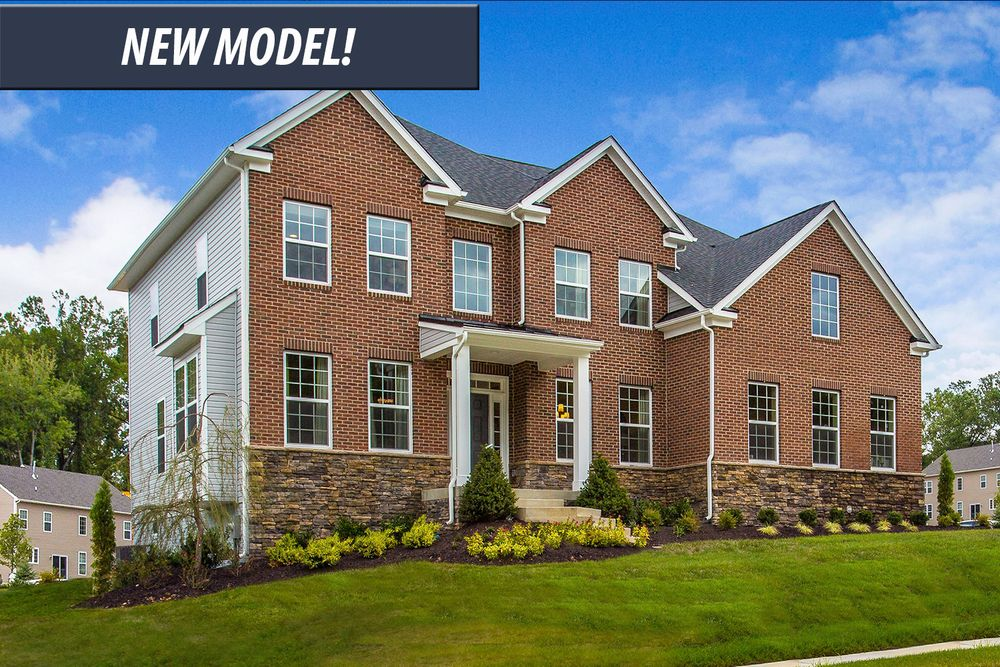 Stonegate estates in fort washington md by dan ryan builders for Maryland home builders