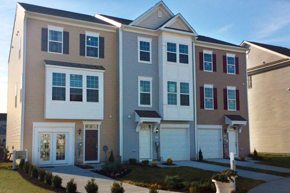 Kensington terrace in martinsburg wv by dan ryan builders for Home builders west virginia
