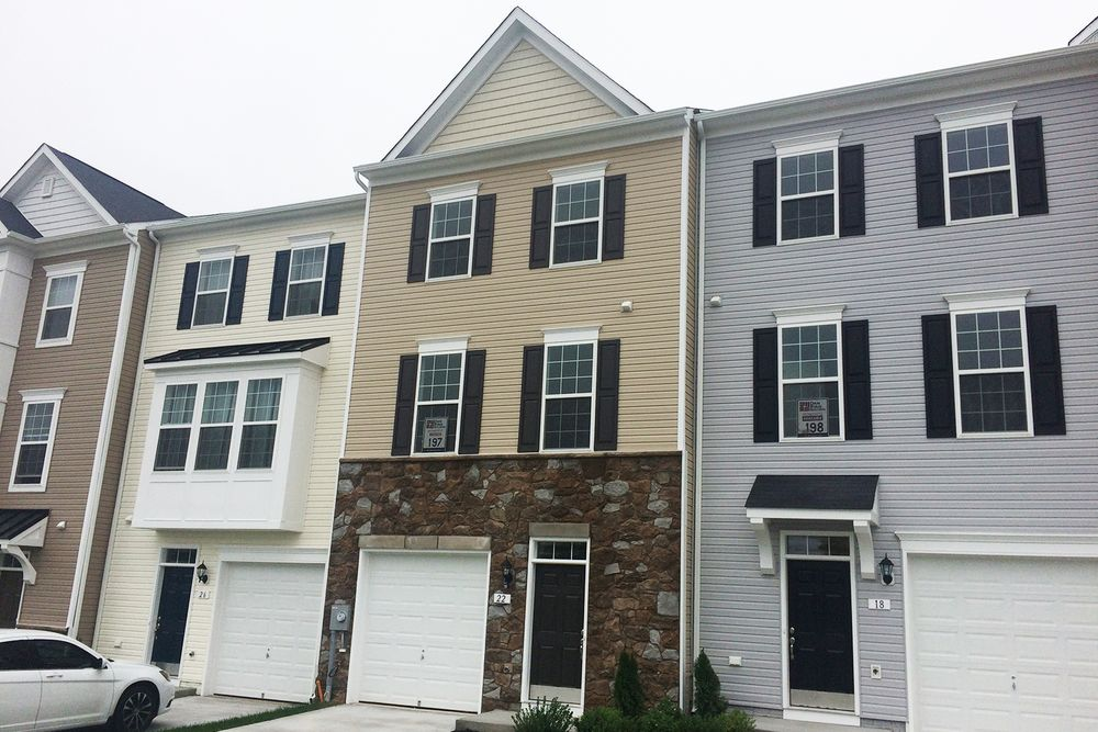 Yorktown ii model at 22 corporate drive for West virginia home builders
