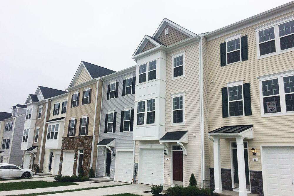 Yorktown ii model at 18 corporate drive for West virginia home builders