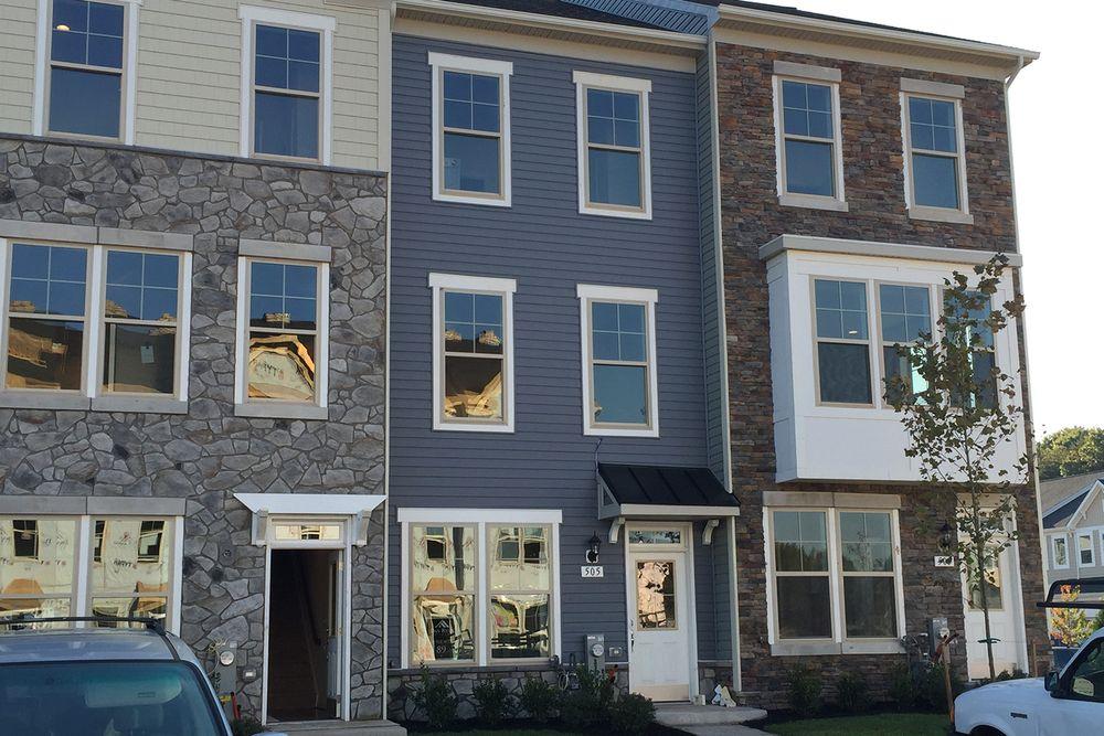 Acadia ii model at 509 pebblebrook lane for Acadia home builders