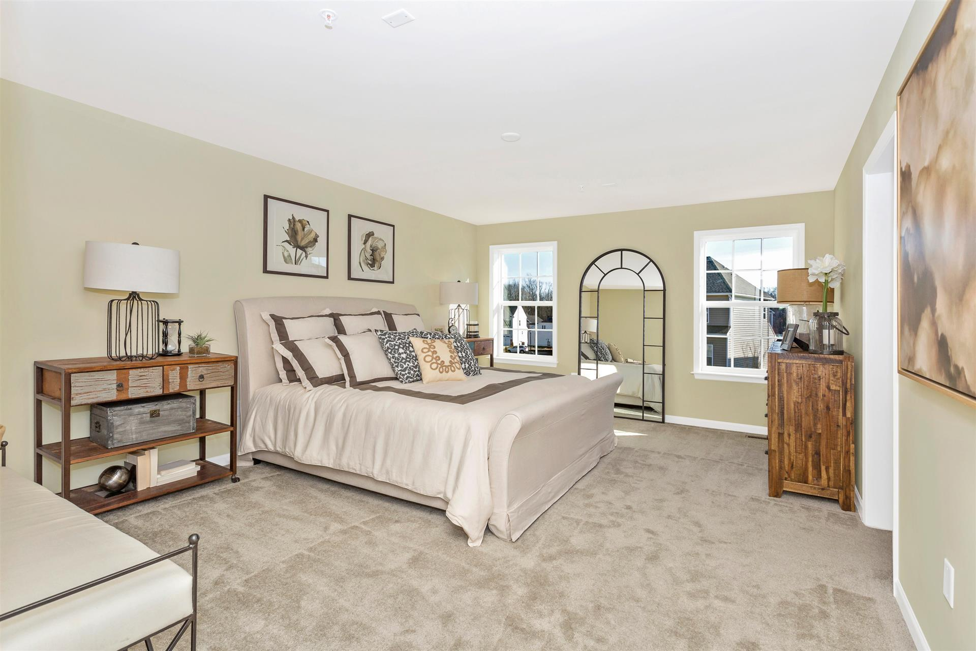Bedroom featured in the Newbury II By Dan Ryan Builders in Washington, MD
