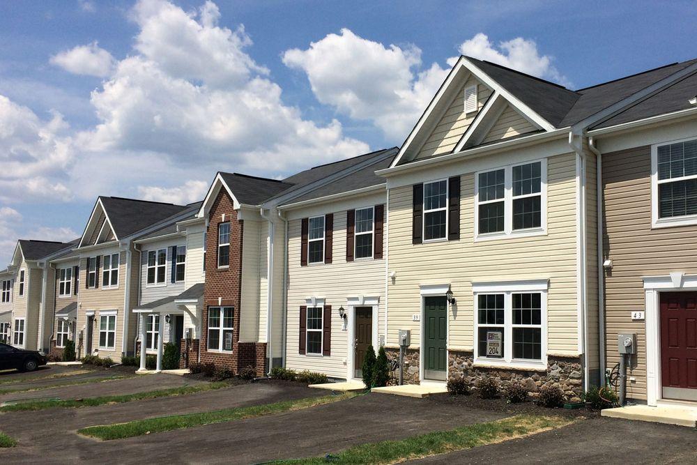 Manor park in martinsburg wv by dan ryan builders for Home builders in west virginia