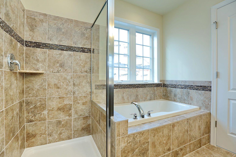Bathroom featured in the Cypress II By Dan Ryan Builders in Hagerstown, MD
