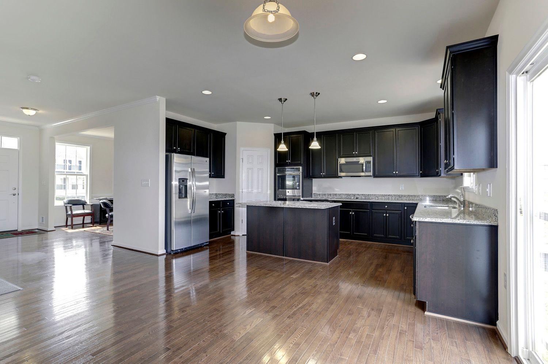 Kitchen featured in the Cypress II By Dan Ryan Builders in Hagerstown, MD