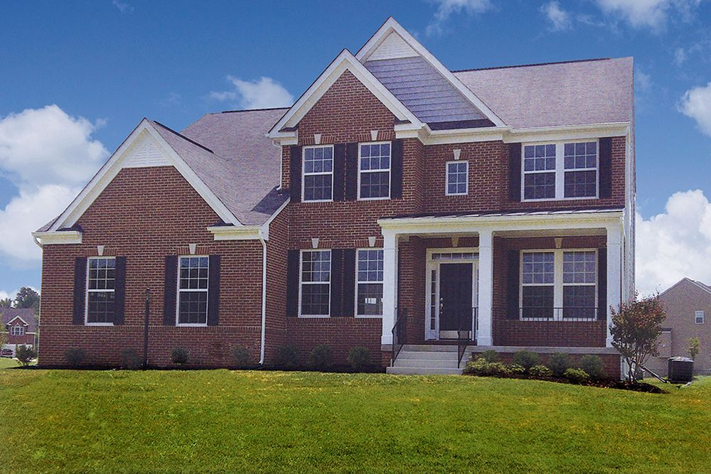 Active Adult New Homes Frederick Md
