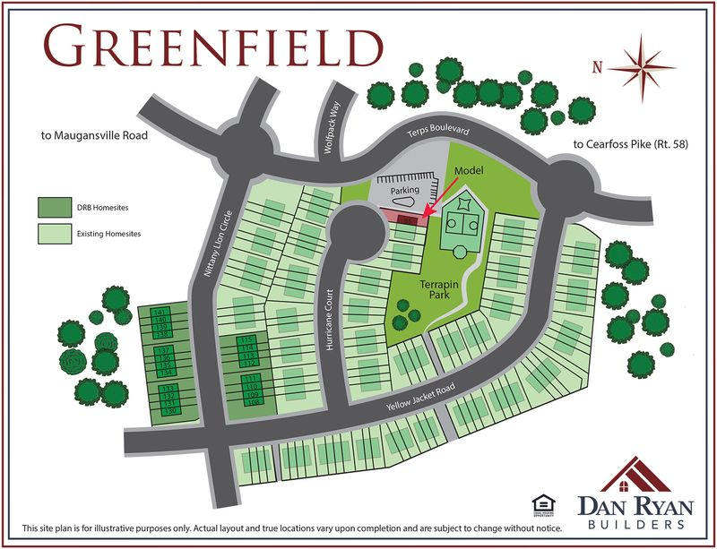 Greenfield at Collegiate Acres