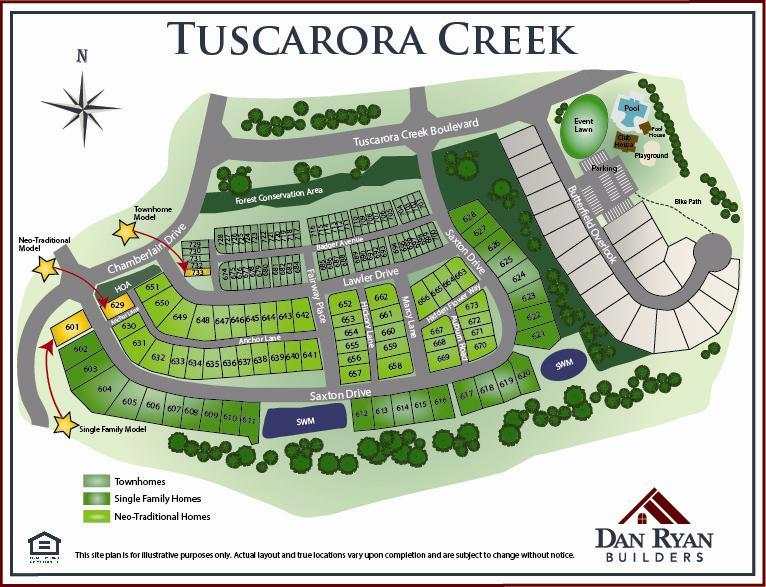 Tuscarora Creek