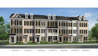 Alden ll - WestRidge at Westphalia: Upper Marlboro, District Of Columbia - Dan Ryan Builders