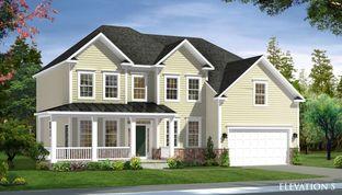 Castlerock II - Springdale Farm Single Family Homes: Gerrardstown, District Of Columbia - Dan Ryan Builders
