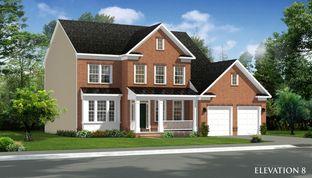 Dartmouth II - Springdale Farm Single Family Homes: Gerrardstown, District Of Columbia - Dan Ryan Builders