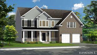 Oakdale II - Springdale Farm Single Family Homes: Gerrardstown, District Of Columbia - Dan Ryan Builders