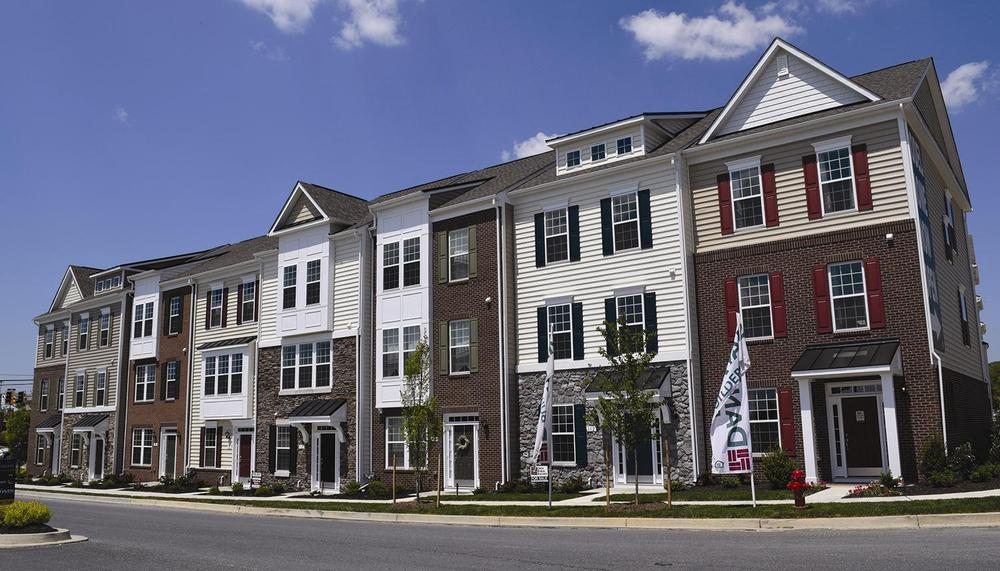 Market Square In Frederick Md By Dan Ryan Builders
