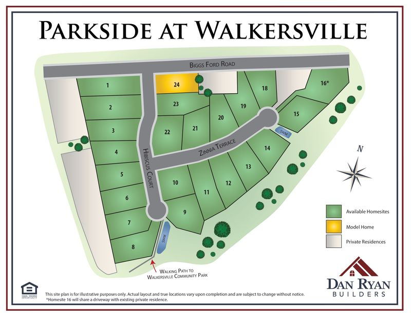 Parkside at Walkersville