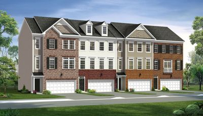 The Overlook at Falling Waters-Townhomes