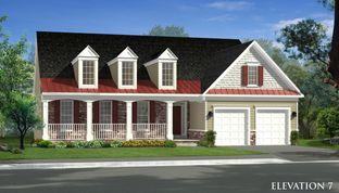 Ashland II - Stone Mill Single Family Homes: Martinsburg, District Of Columbia - Dan Ryan Builders