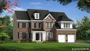 Biltmore II - Stone Mill Single Family Homes: Martinsburg, District Of Columbia - Dan Ryan Builders