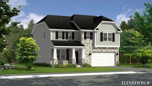 Bristol II - Springdale Farm Single Family Homes: Gerrardstown, District Of Columbia - Dan Ryan Builders