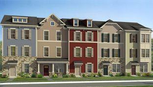 Quincey II - Harrington Terrace: Frederick, District Of Columbia - Dan Ryan Builders