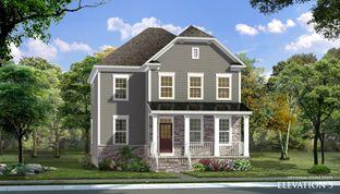 Jefferson II - Brunswick Crossing Single Family Homes: Brunswick, District Of Columbia - Dan Ryan Builders