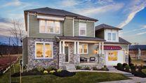 Tuscarora Creek Single Family Homes by Dan Ryan Builders in Washington Maryland