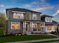 Colton II - Tuscarora Creek Single Family Homes: Frederick, District Of Columbia - Dan Ryan Builders