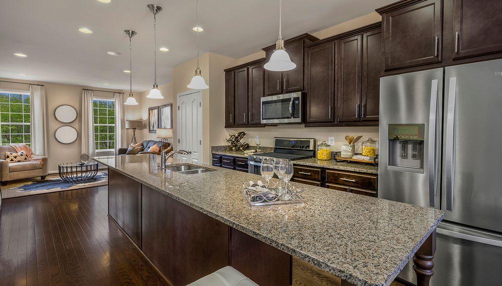 Dc Metro Homes For Sale Dan Ryan Builders Md