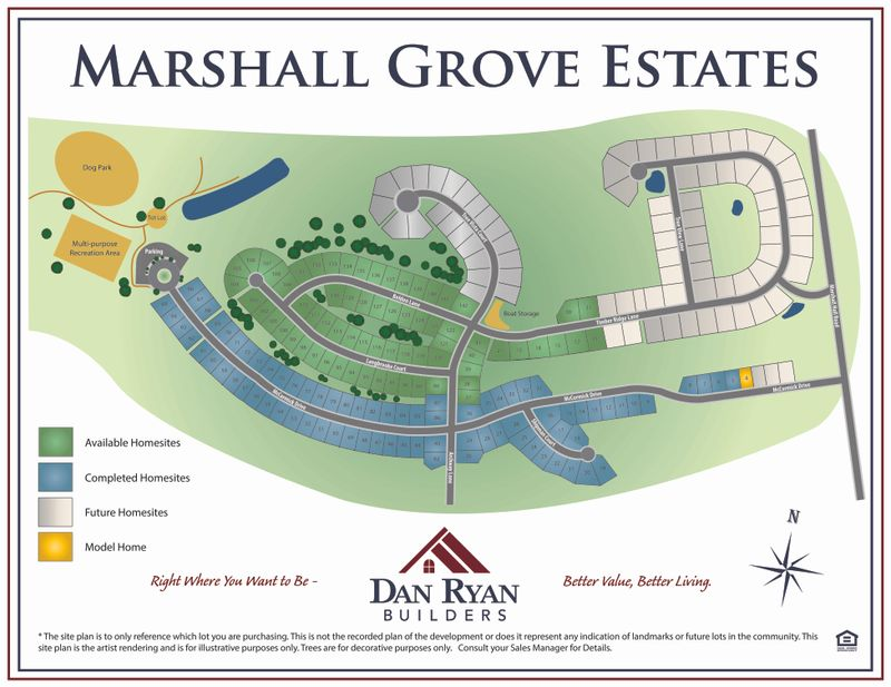 Marshall Grove Estates