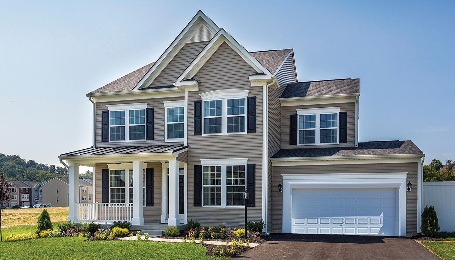 New Homes Guide Columbia Md