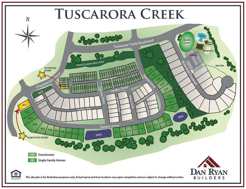Tuscarora Creek Single Family