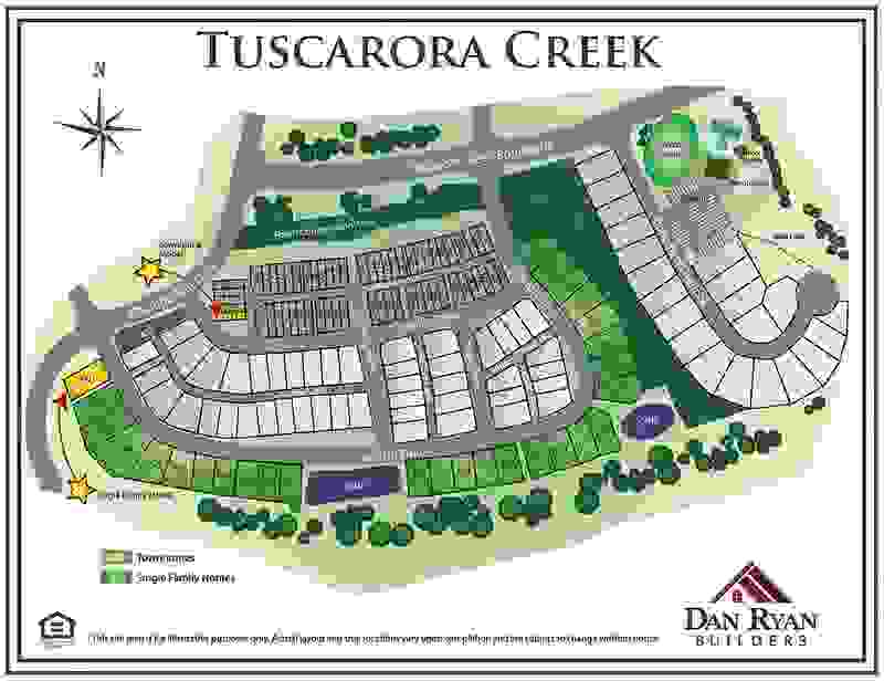 Tuscarora Creek Townhomes