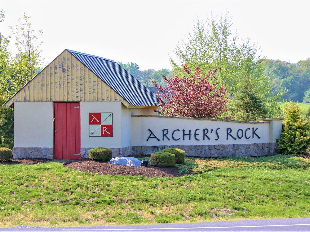 Archer's Rock