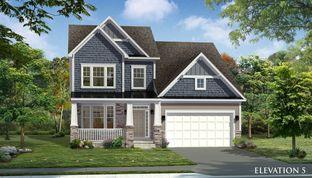 Gregory II - Tuscarora Creek Single Family Homes: Frederick, District Of Columbia - Dan Ryan Builders