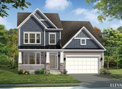 Gregory II - Westphalia Town Center Single Family Homes: Upper Marlboro, District Of Columbia - Dan Ryan Builders
