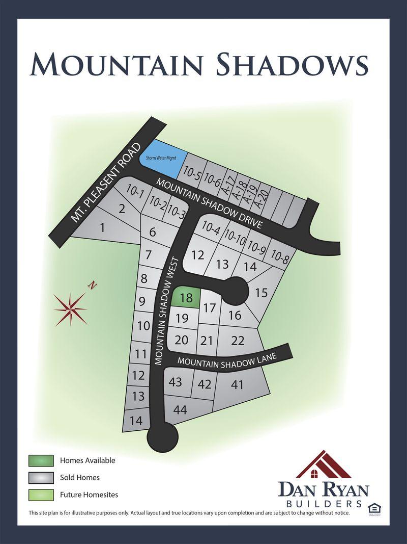 Mountain Shadows Single Family