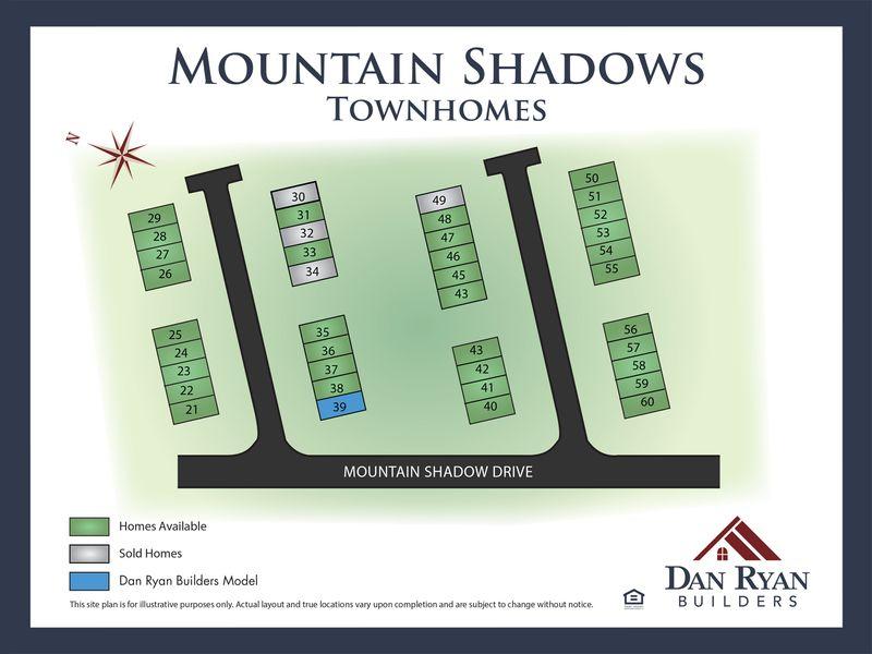 Mountain Shadows TownHomes