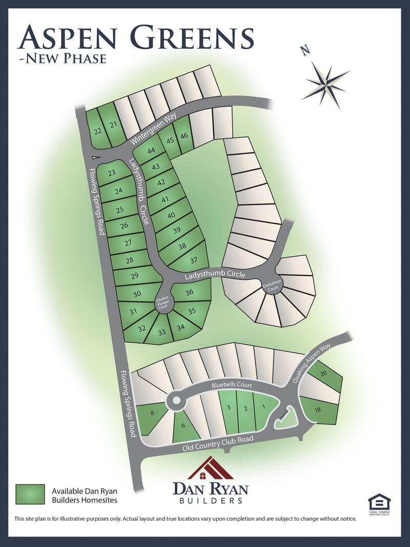 Aspen Greens