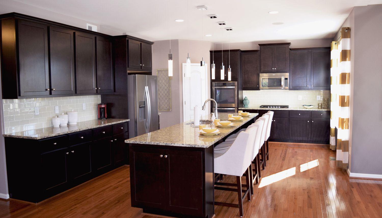 Kitchen featured in the Oakdale II By Dan Ryan Builders in Washington, WV