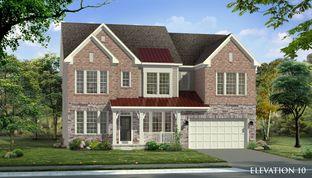 Emory II - Westphalia Town Center Single Family Homes: Upper Marlboro, District Of Columbia - Dan Ryan Builders