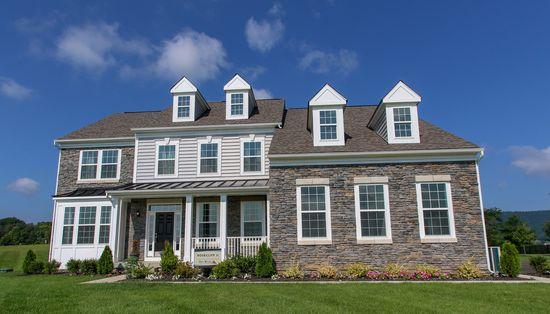 Ridges of Tuscarora by Dan Ryan Builders in Washington West Virginia